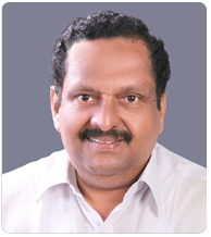 M P Jackson - President of Co-operative Hospital, Irinjalakuda (ICHL)