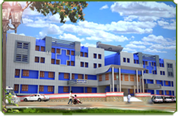 Co-operative Hospital, Irinjalakuda (ICHL)Main Block - advanced medical care and treatment to the public at moderate cost